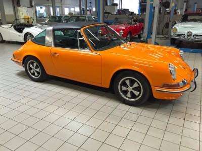 Porsche 911 2,2T Targa