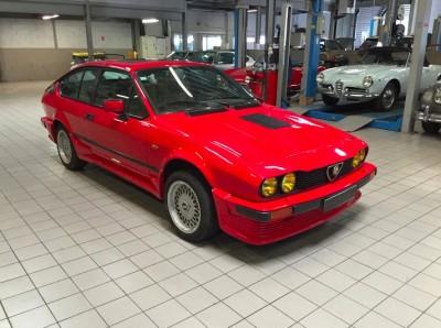 Alfa Roméo GTV6 2,5 de 1984