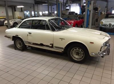 Alfa Roméo 2600 Sprint