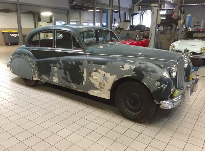 Jaguar Mark VII M