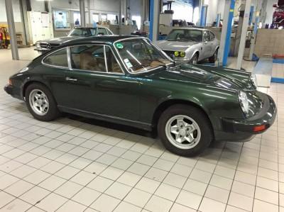 Porsche 911 2,7 Coupé 1976