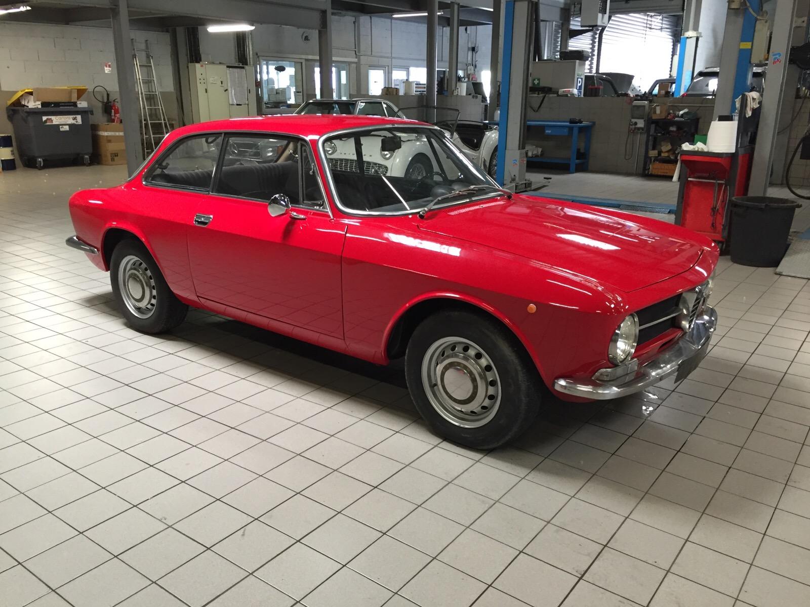 Alfa Roméo Giulia GT Junior 1300
