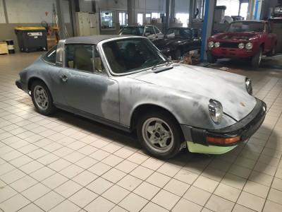 Porsche 911 2,7S Targa