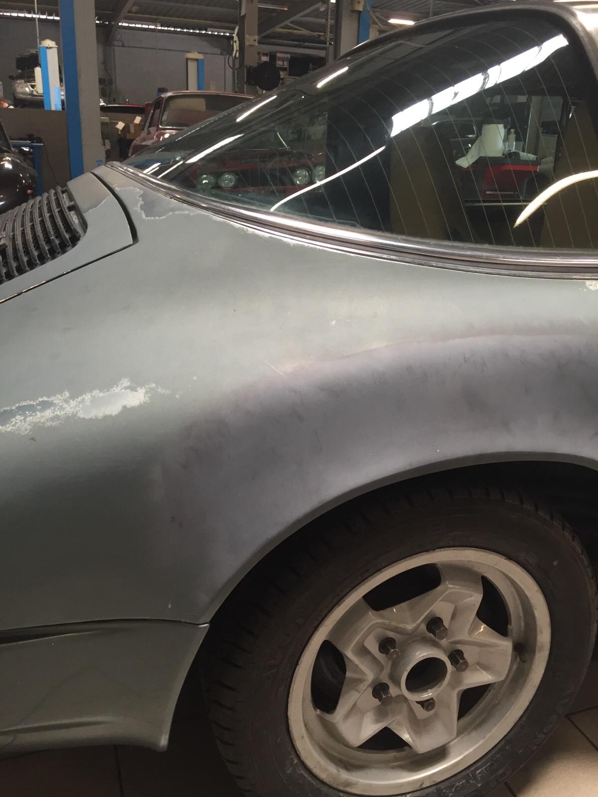 voiture   porsche 911 2 7s targa