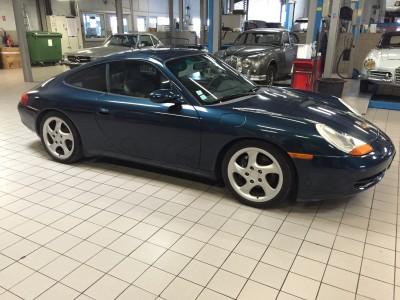 Porsche 996 3.4L 1999