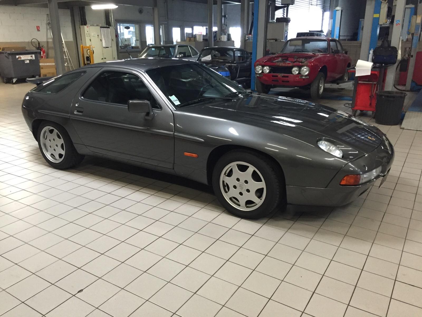 Porsche 928 S4 de 1991