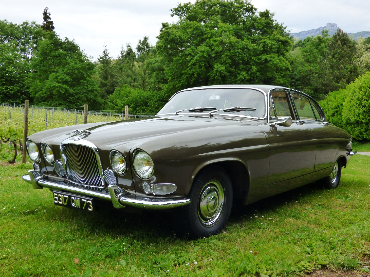 Jaguar mark X 3,8 de1964