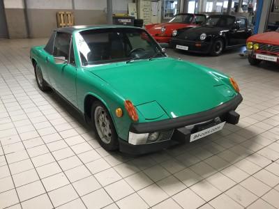 porsche 914 1,8L de 1974