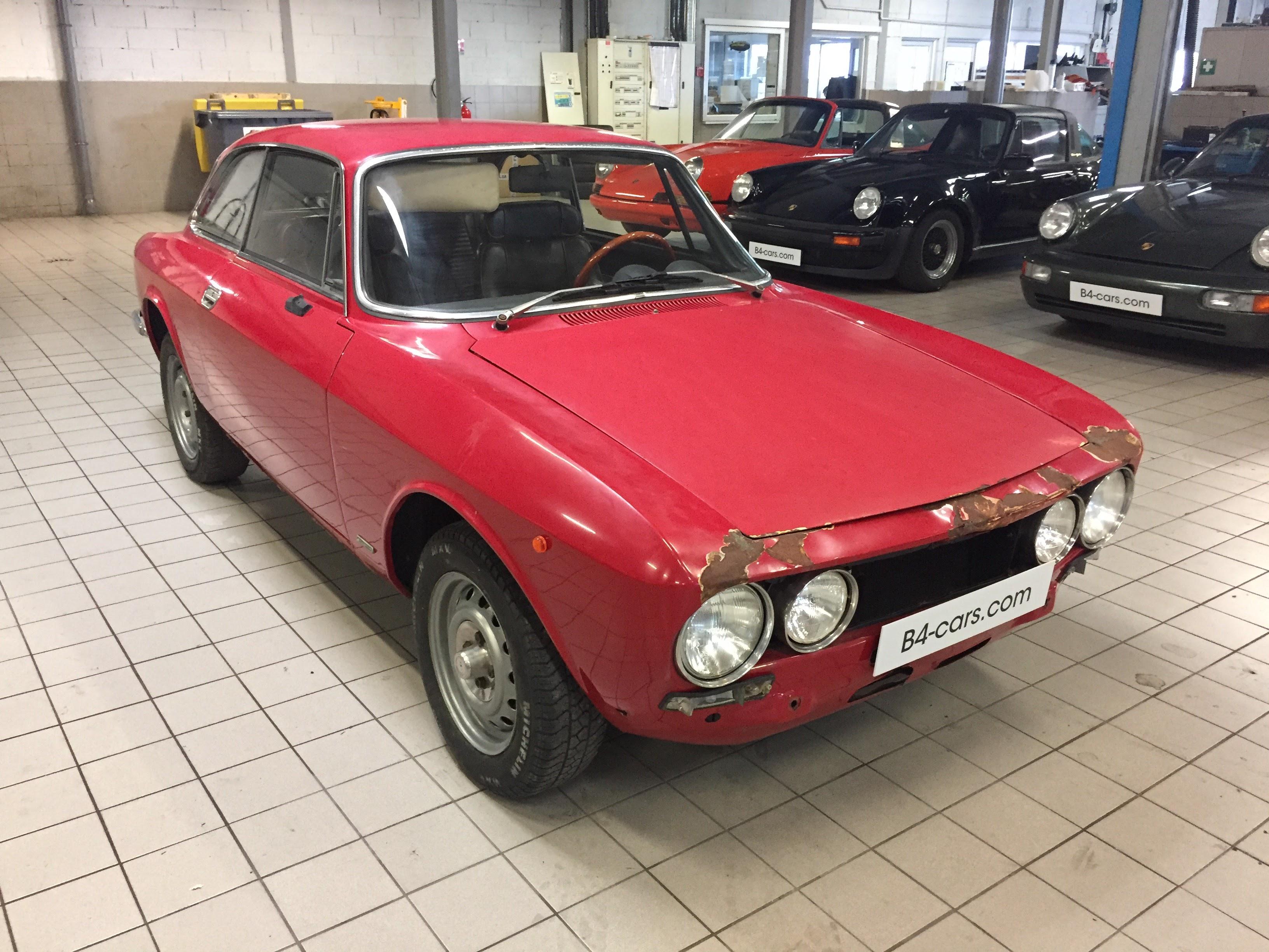 Alfa Romeo giulia gt bertone junior 1300